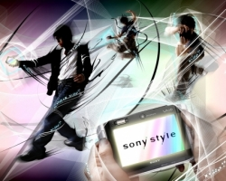 Sony Style Wallpaper Sony Vaio Computers