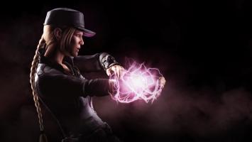 Sonya Mortal Kombat X