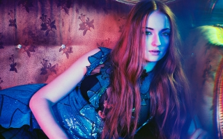 Sophie Turner English actress
