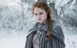 Sophie Turner Sansa Stark Game of Thrones Season 6