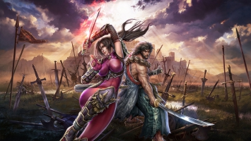 Soul Calibur Lost Swords Game