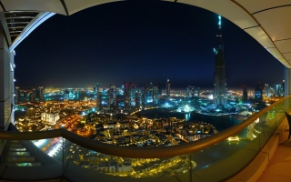 Spectacular Dubai City View