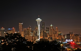 Spectacular Seattle