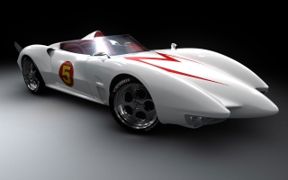 Speed Racer Mach 5 Car