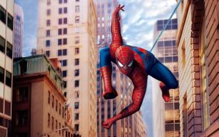 Spiderman Latest