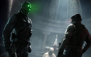 Splinter Cell Conviction 2010 Game