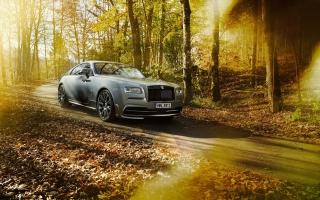 Spofec Rolls Royce Wraith 2014
