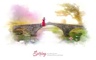 Spring Blossom Flowers Music