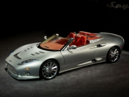 Spyker C8 Aileron Spyder Wallpaper Other Cars