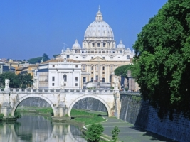 St Peter s Basilica Wallpaper Italy World