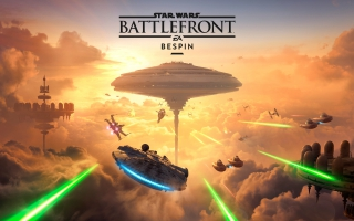 Star Wars Battlefront Bespin DLC 5K