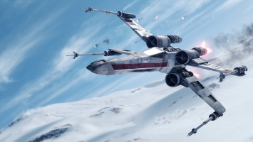 Star Wars Battlefront Fighter Jet