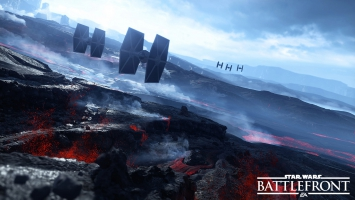 Star Wars Battlefront Sullust
