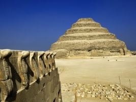 Step Pyramid Wallpaper Egypt World