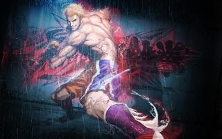 Steve Fox in Tekken
