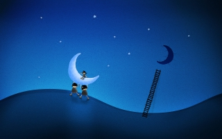 Stole the moon