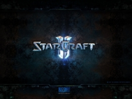 Stracraft 2 Logo Wallpaper Starcraft 2 Games