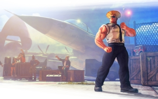 Street Fighter V Guile