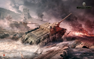 SU 100 World of Tanks