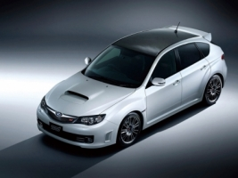 Subaru Impreza WRX STI Carbon Wallpaper Subaru Cars