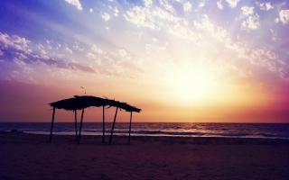Sunset Beach Mood