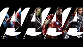 Super Heroes in Avengers