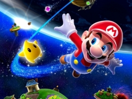 Super Mario Galaxy 4 Wallpaper Super Mario Games