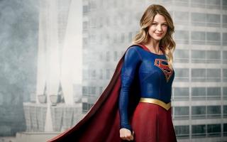 Supergirl Actress Melissa Benoist