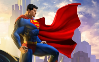 Superman DC Universe Online