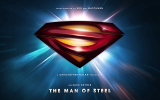 Superman Man of Steel 2013