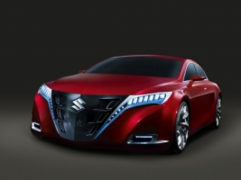 Suzuki Kizashi Wallpaper Concept Cars