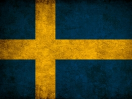 Swedish Flag Wallpaper Sweden World