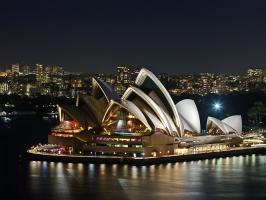 Sydney Opera House 2011
