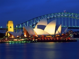 Sydney Opera House Wallpaper Australia World
