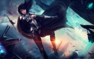 Synestra DC Universe