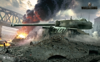 T34 World of Tanks