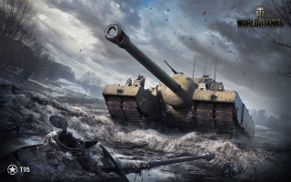 T95 World of Tanks