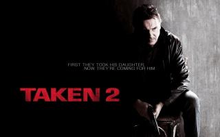 Taken 2 Movie