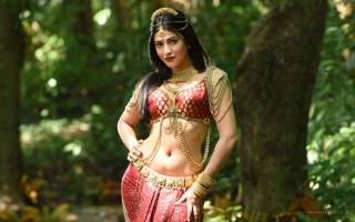Tamil Actress Shruti Haasan