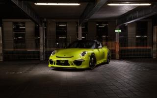 Techart Porsche 911 Targa 4S 2014