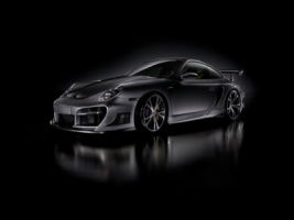 TechArt Porsche GTstreet R Wallpaper Porsche Cars