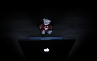 Teddybear Mac