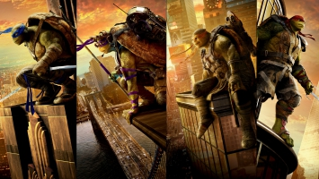 Teenage Mutant Ninja Turtles Out of the Shadows Movie