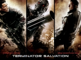 Terminator Salvation Wallpaper Terminator 4 Movies