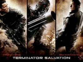 Terminator Salvation Wallpaper Terminator 4 Movies