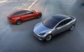Tesla Model 3 4K 8K