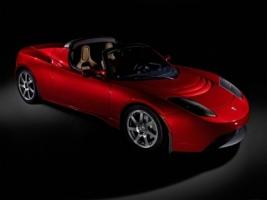 Tesla Roadster Wallpaper Tesla Cars