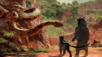 The Art of the Jungle Book Concept