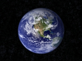 The Blue Marble Wallpaper Space Nature
