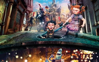 The Boxtrolls 2014 Movie